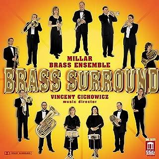 Miller Brass Ensemble: Brass Surround