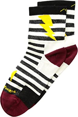 Darn Tough Vermont - Lightning Micro Crew Light Socks (Toddler/Little Kid/Big Kid)