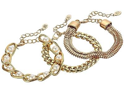 8 Other Reasons Girlfriend Bracelet (Gold) Bracelet