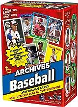Topps 2019 Archives Baseball Retail Blaster Box (8 Packs/8 Cards)