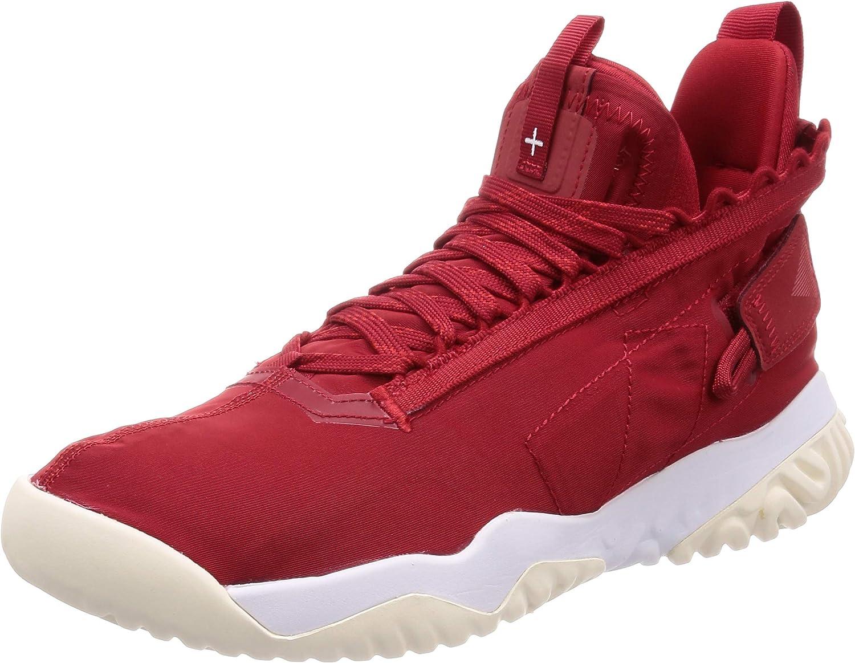 Jordan Mens Nike Predo-React Basketball shoes Gym Red White BV1654-601
