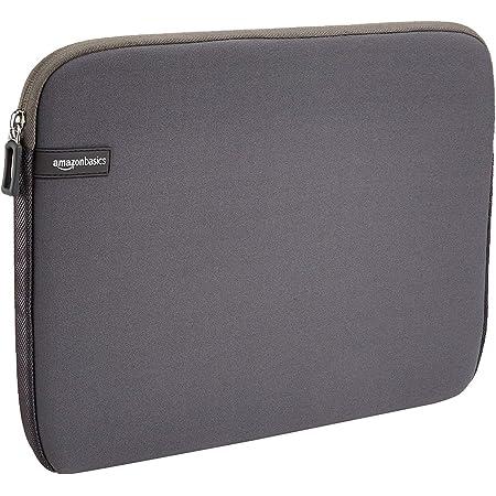 """Amazon Basics NC1506164H - Funda para ordenadores portátiles (13.3""""), color gris"""