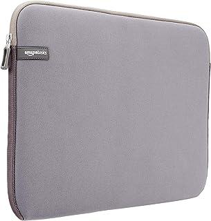 AmazonBasics 15-15.6 Inch Laptop Sleeve Case - Grey