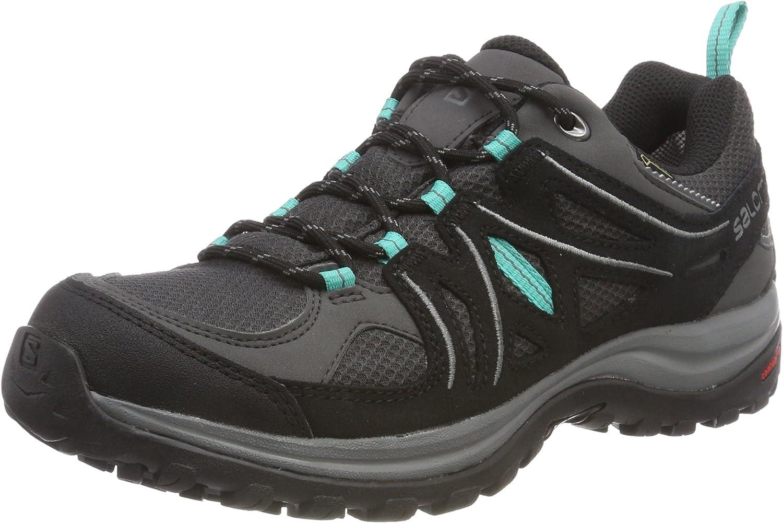 Salomon Ellipse 2 GTX Women's shoes Magnet Size 9