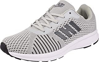 calcetto Mens Casual Shoes CLT-026 L. Grey D. Grey SIZE-11