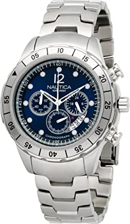 Nautica Mens N19531G Chronograph NWS Watch