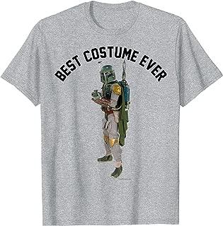 Star Wars Boba Fett Best Costume Ever T-Shirt