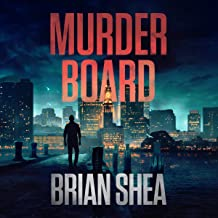 Murder Board: Boston Crime Thriller, Book 1