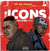 The Icons, Vol. 1 & 2 [Explicit]
