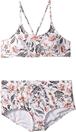 Colleen Bralette Swim Set (Big Kids)