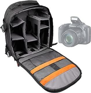   Canon IXUS 185 Resistente Al Agua ILCE-5100L Funda Impermeable Alpha Sony DURAGADGET Mochila para C/ámara Fujifilm Instax Mini 70 Nikon D750 Wide 300