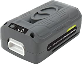 Snow Joe + Sun Joe iONMAX iBAT40 EcoSharp Lithium-Ion Battery   40 Volt   4.0 Ah