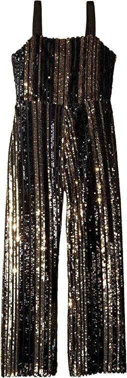 Illy Sequin Jumpsuit (Big Kids)