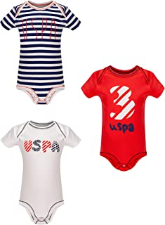 U.S. Polo Assn. Erkek Bebek Body