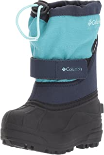 Columbia Girls' Toddler Powderbug Plus II Snow Boot