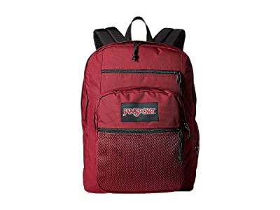 JanSport Big Campus (Russet Red) Backpack Bags