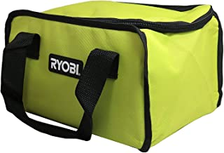 Ryobi 903209066 / 902164002 Soft-Sided Power Tool Bag with Cross X Stitching and Zippered Top (Fits CSB143LZK Circular Saw)