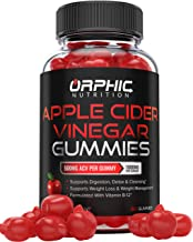 Apple Cider Vinegar Gummies - 1000mg - Formulated for Weight Loss, Energy Boost & Gut Health - Supports Digestion, Detox &...