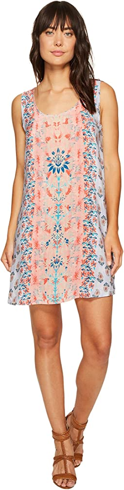 Rita Sleeveless Tunic Dress