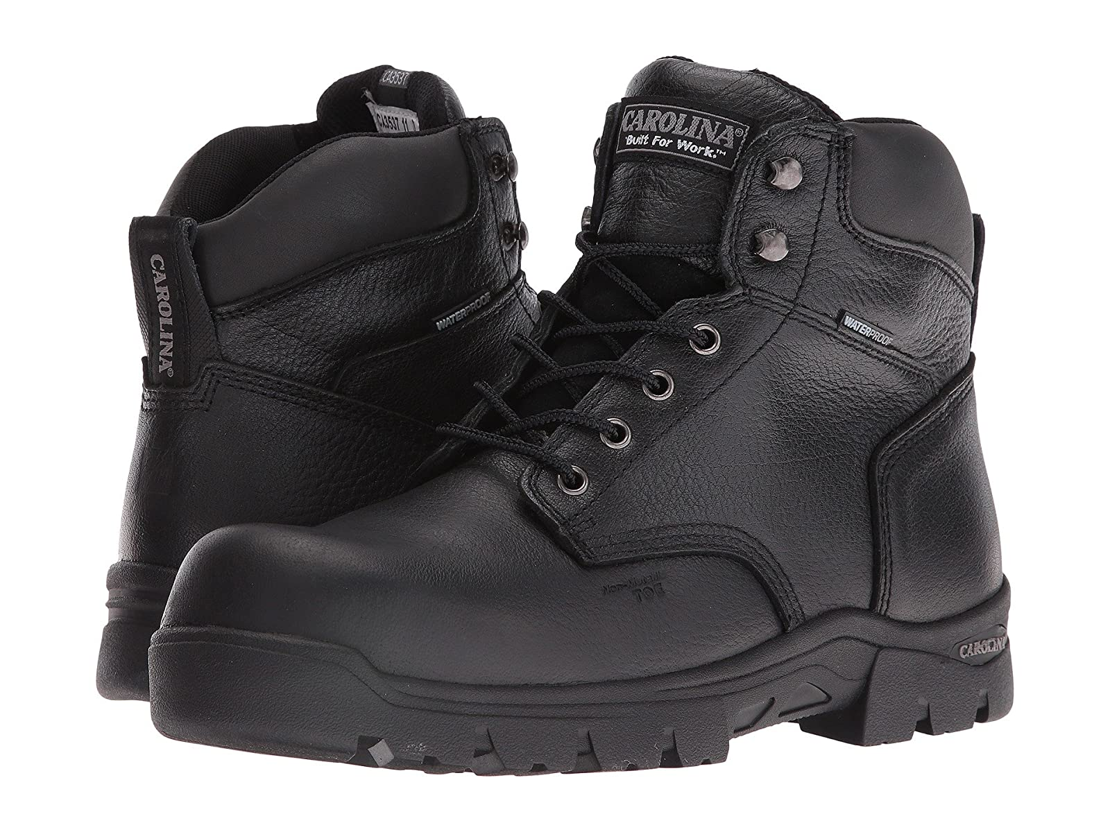 """Carolina 6"""" Waterproof Composite Toe CA3536 & CA3537Selling fashionable and eye-catching shoes"""