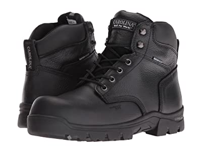 Carolina 6 Waterproof Composite Toe CA3536 CA3537 (Black) Men