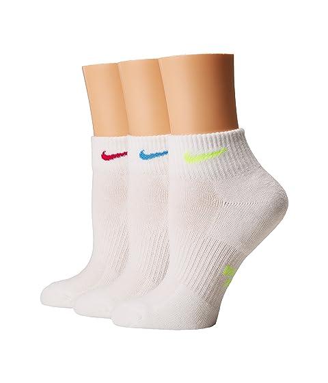 calcetines multicolor 2 3 de de Pack acolchados de pares Performance entrenamiento Nike afSxI1q4w