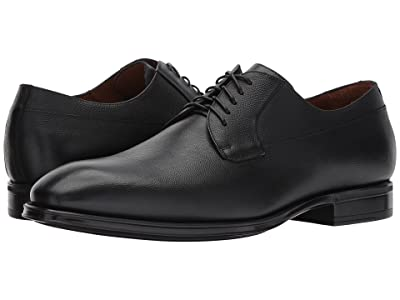 Aquatalia Decker (Black Scotch Grain) Men