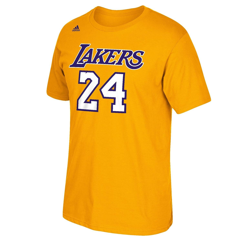 NBA Los Angeles Lakers Kobe Bryant #24 Men's 7 Series Name ...