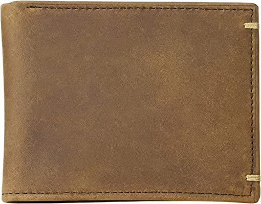 Tan Oiled Full Grain Leather