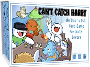 TheOdd1sOut Can't Catch Harry Board Game - Merch Made by James Rallison - Can You Catch Harry The Moth