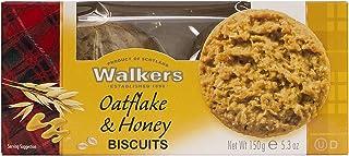 Walkers Shortbread 燕麦片蜂蜜饼干(6包)
