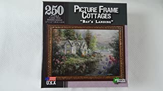 Victorian Style Bay's Landing 250pc Puzzle