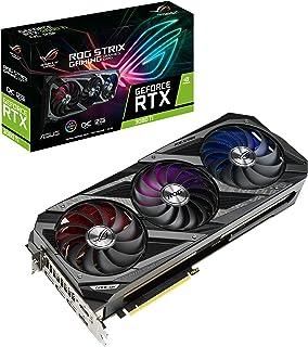 ASUSTek ROG Strix NVIDIA GeForce RTX 3080 Ti 搭載ビデオカード OC / PCIe 4.0 / 12GB GDDR6X / HDMI 2.1 / DisplayPort 1.4a / Axial-te...