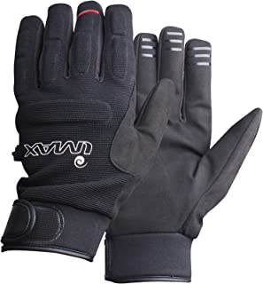 Imax Baltic Glove Sea Fishing Gloves - Black, Medium
