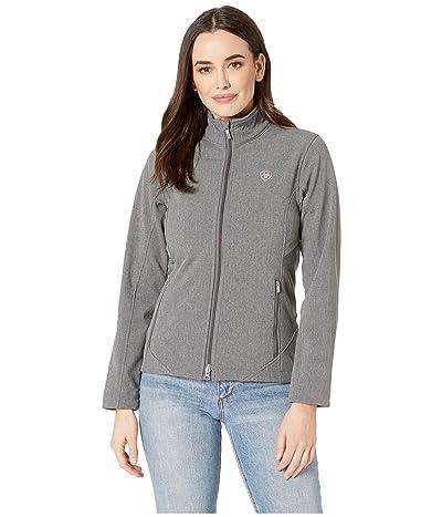 Ariat Journey Softshell Jacket (Charcoal Grey) Women