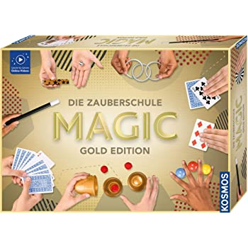 Kosmos 698232 - Zauberschule Magic - Gold Edition