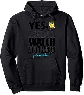 Spongebob Squarepants problem Hoodie