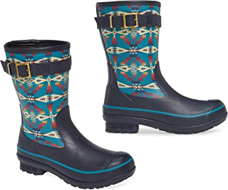 Pendleton Heritage Tuscon Short Boot Turquiose