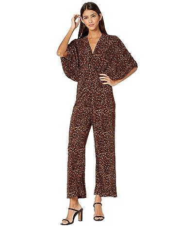 Bardot Leopard Pantsuit (Leopard) Women