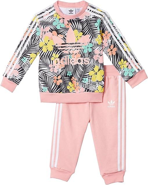 Black/Multicolor/Glory Pink