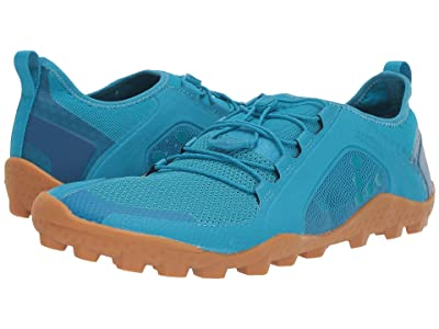 Vivobarefoot Primus Trail Soft Ground (Petrol Blue) Men