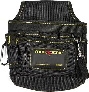 MagnoGrip 002-573 9-Pocket Magnetic Maintenance Pouch, Black