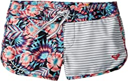 Roxy Kids - Surfing Miami Boardshorts (Big Kids)