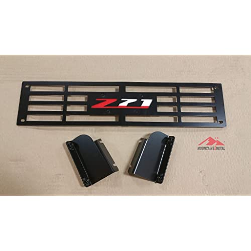 EVTIME for 2019 Chevy Silverado 1500 Accessories GMC Sierra 1500 Center Console Organizer Tray Full Center Console Only Also for 2020 Chevy Silverado//GMC Sierra 1500//2500 HD//3500 HD
