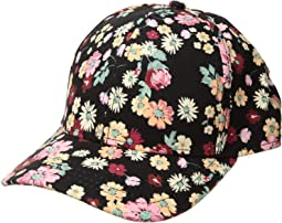 Floral Ball Cap (Little Kids/Big Kids)
