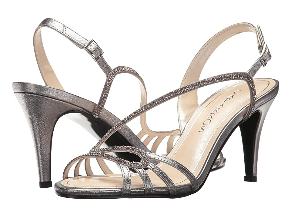 Caparros Lindzay (Pewter Metallic) Women