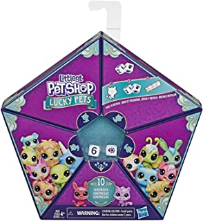 Littlest Pet Shop Lucky Pets Fortune Crew Surprise Pet Toy, 150+ To Collect, Ages 4 & Up