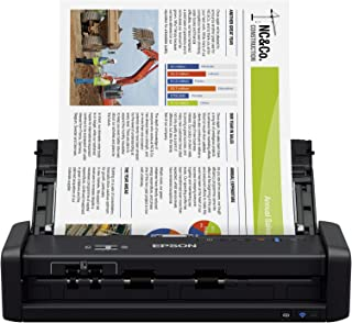 Scanner Epson WorkForce ES-300W, Epson, ES-300W, Preto