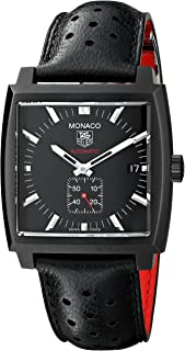 Best tag heuer leather watch Reviews