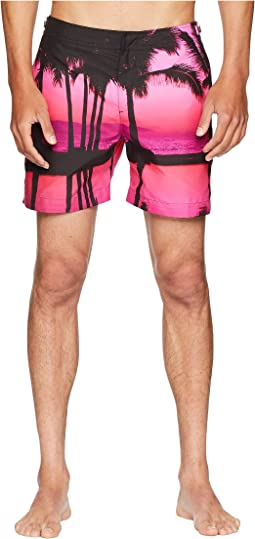 Bulldog Photographic Paradise Swim Shorts